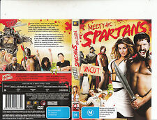 Meet The Spartans-2008-Sean Maguire-Movie-DVD