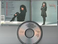 Jennifer Rush CD HEART OVER MIND (c) 1987 CBS JAPAN