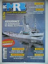 MRB - Modèle Réduit de Bateau #576 (REVUE) Remorqueur Assurance, Atlantica Steam