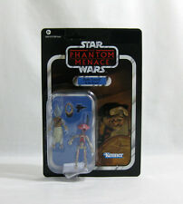 Nuevo 2011 Star Wars ✧ Ratts Tyerell & Droid ✧ Vintage Collection VC77 MOC
