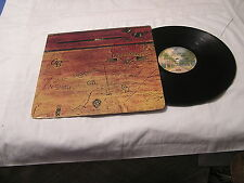 Alice Cooper  LP with Original  School Desk Die Cut Cover -SCHOOL'S OUT
