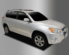 Brand New Side Window Vent Visor Rain Guards For Toyota RAV4 2006 - 2012