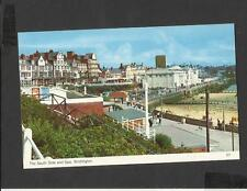 Bamforth Colour Postcard South Side and Spa  Bridlington  Yorkshire