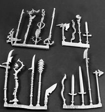 Weapons Pack VII 03560 - Dark Heaven Legends - Reaper Miniatures D&D Wargames