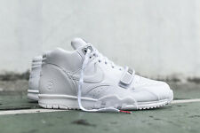 Nike Air Trainer 1 Mid SP/Fragment White/Wolf Grey Men's Athletic Shoe Size 6.5