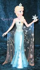 Disney Couture De Force Frozen Elsa Snow Queen Statue Figurine Let It Go
