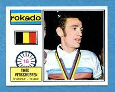 SPRINT '72 - PANINI - Figurina-Sticker n. 16 - THEO VERSCHUEREN - BELGIO - Rec