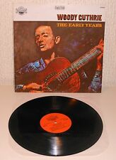 WOODY GUTHRIE The Early Years LP Tradition 2088 USA