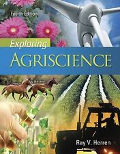 Exploring Agriscience by Ray V. Herren (2010, Hardcover)