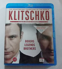 Klitschko (boxing Documetary (NEW Blu Ray) Region B Import Full Engish Audio