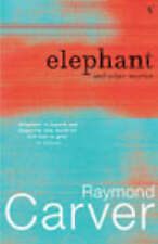 Elephant, By Raymond Carver,in Used but Acceptable condition