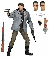 "Terminator – 7"" Scale Action Figure – Ultimate Tech Noir T-800 - NECA"