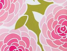 "Rose Blooms 24""x85' Recycled Gift Wrap Wholesale Packaging Wrapping Paper Retail"