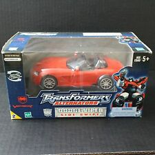 Transformers Alternators #2 Sideswipe Dodge Viper by Hasbro (Binaltech)
