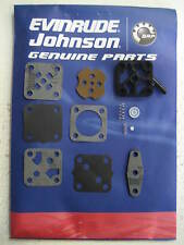 Evinrude,Johnson,OMC Square Fuel Pump Repair Kit Outboard with Instructions