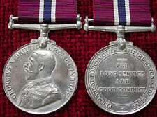 Replica Copy GV Permanent Forces the Empire Beyond the Seas Long Service Medal