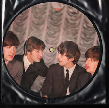 "THE BEATLES ""I WANT TO HOLD YOUR HAND/THE INNER LIGHT"" UK PICTURE DISC"