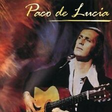 PACO DE LUCIA - BEST OF  CD  15 TRACKS INTERNATIONAL POP COMPILATION/HITS  NEU