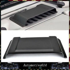 New Black Car Auto Cowl Vent Hood Scoop Fit For Jeep Wrangler JK TJ 1998-2015