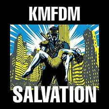 KMFDM Salvation - CDM - OVP / Factory Sealed