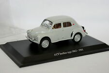 Eligor Presse 1/43 - Renault 4CV Berline 1 million 1961