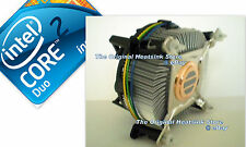 Intel Core 2 Duo Heatsink CPU Cooling Fan for E6000 Series CPU Socket LGA775 New