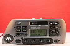 FORD KA 5000 CASSETTE TAPE RADIO PLAYER CODE 1997 1998 1999 2000 2001 2002 2003