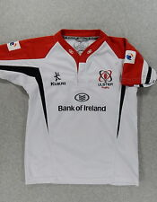 Ulster Rugby Stitched Short Sleeve Rugby Jersey (Size 13-14)