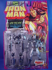 MARVEL IRON MAN CLASSIC SERIES 1 WAR MACHINE w/Shoulder Cannons FIGURE SEALED!!
