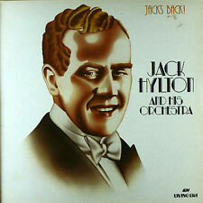 Jack's Back - Jack Hylton and his Orchestra - LP - washed - cleaned - L1932