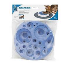 Hagen Catit Design Senses Corrugated Refill for Scratch Pad Toy - Blue Swirl