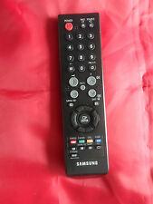 SAMSUNG TV/TEXT/ REMOTE CONTROL MODEL:BN59-00559A EX/CON