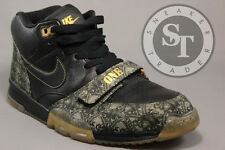 NIKE AIR TRAINER 1 ONE MID PRM QS 607081-002 PAID IN FULL VAPOR GREEN SIZE: 10.5