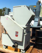 "25hp SEM 22HD 20"" Security Disintegrator shredder chopper chipper granulator wit"
