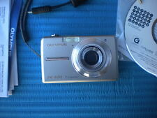 NOT WORKING,DAMAGED,OLYMPUS FE-220,FE220,FOR PARTS ONLY,