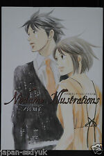 JAPAN Nodame Cantabile Art book Tomoko Ninomiya 2011