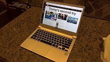 Samsung Series 9 NP900X3D Laptop Ultrabook Core i5 128GB SSD 4GB RAM Good Cond.