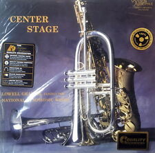 SEALED 200g TAS LP - LOWELL GRAHAM / Center Stage / Wilson Audio-AP, APC 8824