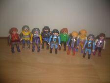 Playmobil Figuren Grundfiguren *10 RITTER* zur Ritterburg 3666 3667 3446 3268 N