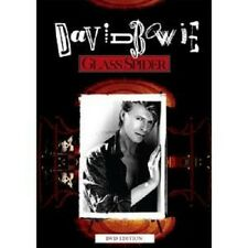 "DAVID BOWIE ""GLASS SPIDER"" DVD NEUWARE"
