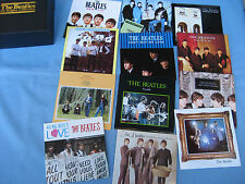 The Beatles – CD Singles Collection 22 CD BOX SET Parlophone – CDBSCP 1 22cds