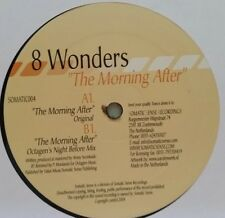 "8 Wonder  ""The Morning After"" * somatic004 / Octagen's Night Before Remix"