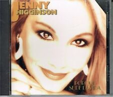 Jenny Higginson Porque se De La Vida    BRAND NEW FACTORY SEALED   CD