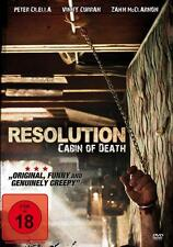 Peter Cilella - Resolution - Cabin of Death