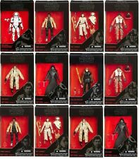 Star Wars Walmart Exclusive Force Awakens Black Series 3.75 Wave 3 Case of 12 UK