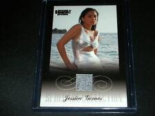 SI Supermodels Jessica Gomes Memorabilia Card