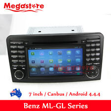 "7"" Android 5.1  Car Car DVD GPS  for Mercedes Benz ML GL Class ML350 ML320"
