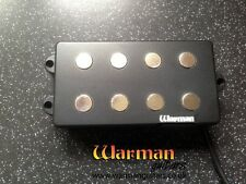 Mm 4 String Bass humbucker. 13.2 Kohm 4 Alambre Cuerda