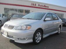 Toyota : Corolla LE