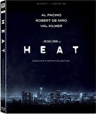 Heat (Director's Definitive Edition)(Blu-ray)(Region A)(Pre-order / May 9)